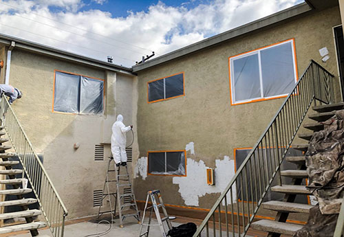 Commercial Painting San Diego