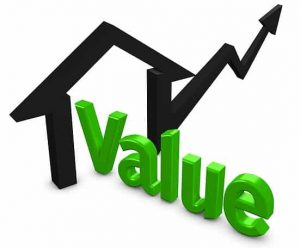 property value increase