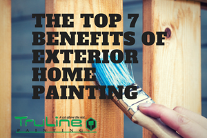 benefits of exterior home painting