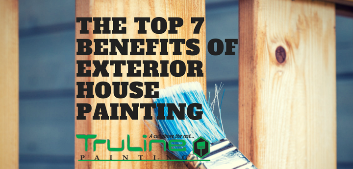 exterior house painting benefits