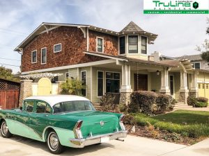 Truline Painting Residential Exterior Painting