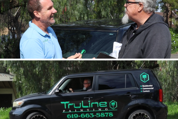 TruLine Painting Gives Back