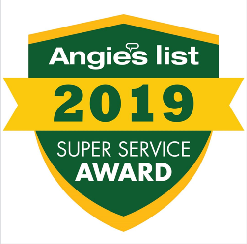 TruLine Painting Angie's List Super Service Award